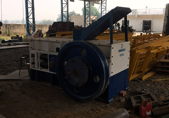 double roll crusher manufacturer